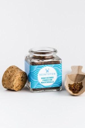 Dänisches Premium Rauchsalz im Gewürzglas aus Dänemark
