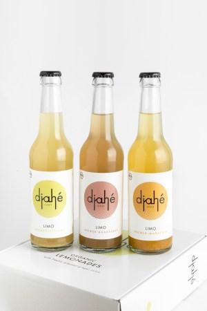 Ingwer Limonade Set von Djahé box Produktbild 1