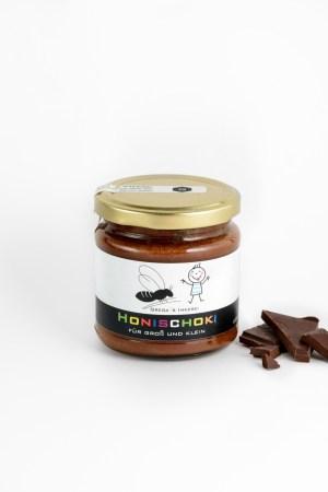 Honig Kakao Gergas Imkerei Produktbild 1