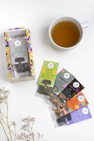 Tee Probierset Lieblingstee Produktbild 2