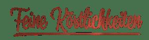 logo feine Köstlichkeiten