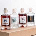Mini Spirituosen Set als Geschenkbox Produktbild 1