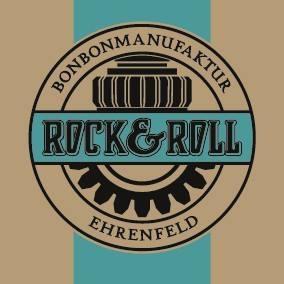 Rock & Roll Bonbonmanufaktur Ehrenfeld Logo