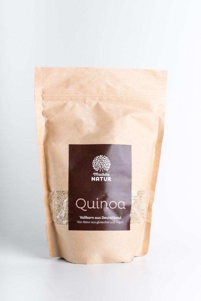 Quinoa Mudda Natur Produktbild 1