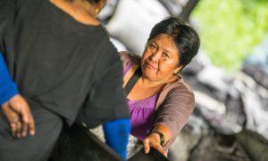 Faire Kohle Frau Philippinen