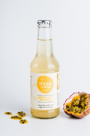 Maracuja Vanille Limonade Brauser Produktbild 1