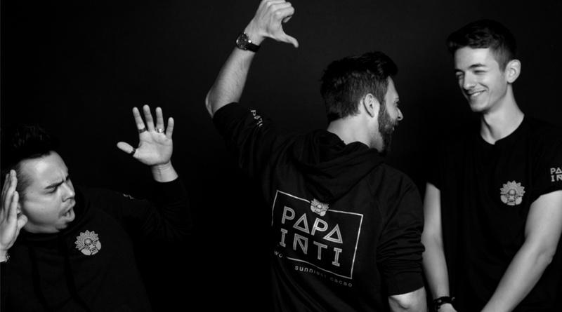 Loyal Food Papa Inti Gründer schwarz weiß Maker