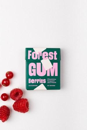 Forest Gum Kaugummis - Berries Forest Gum Produktbild 1