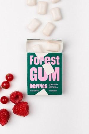 Forest Gum Kaugummis - Berries Forest Gum Produktbild 2