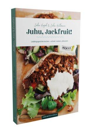 Kochbuch von Jacky F. Juhu Jackfruit Produktbild 1