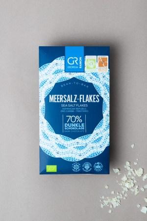 Meersalzschokolade Georgia Ramon Produktbild 1