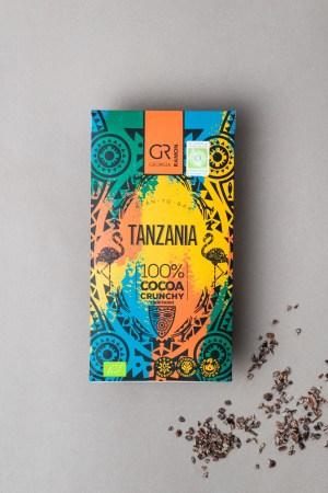 Dunkle Schokolade Tanzania Georgia Ramon Produktbild 1