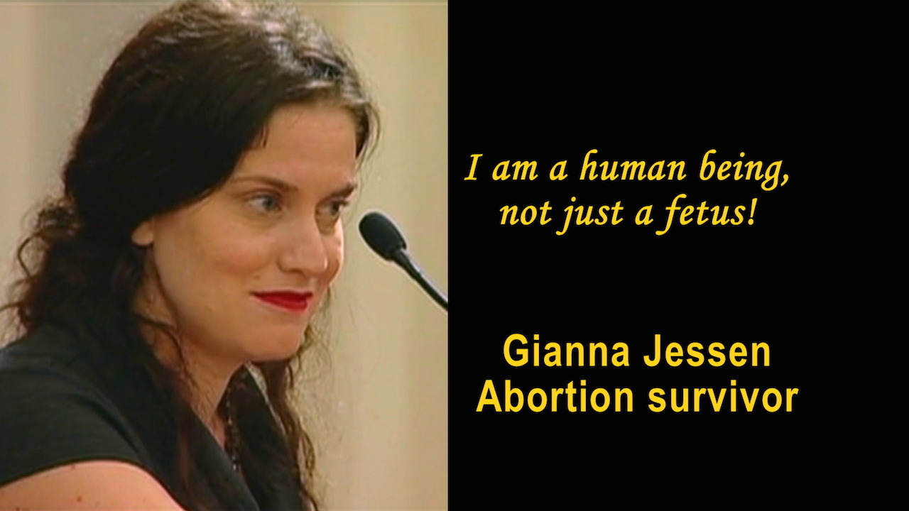 Image result for gianna jessen