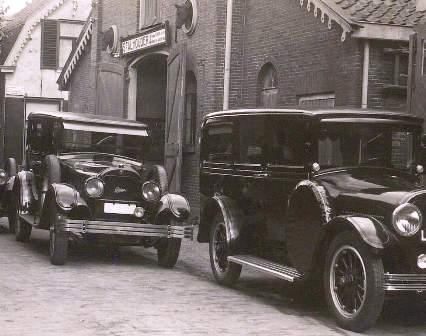 Brink vervoer taxihoek hoekvervoer