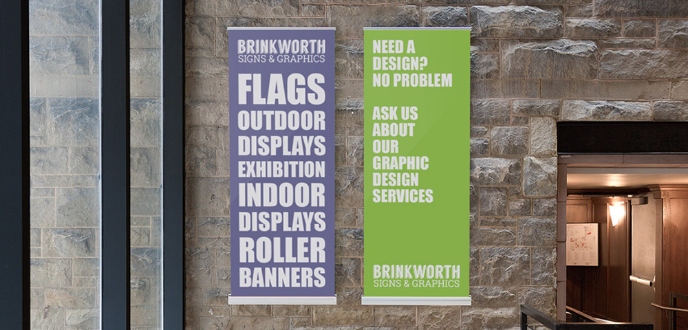 Custom Vinyl Banner Printer Swindon