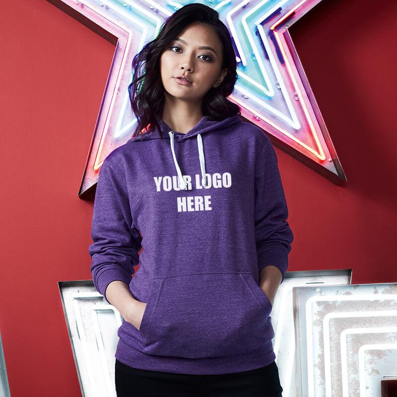 Hoodies and Sweatshirts Custom Logo Clothing