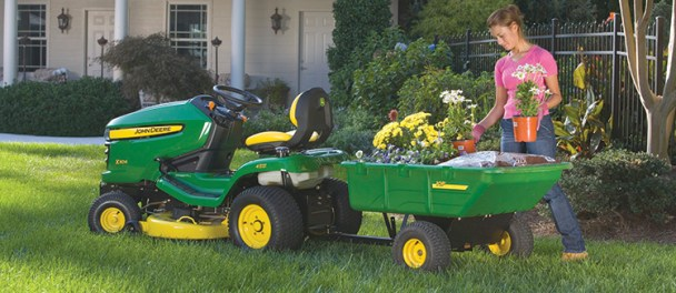 JD10P Action - Summer Lawn Tips