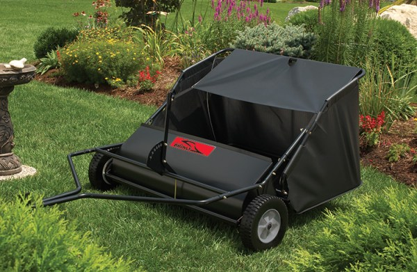 Sweeper - Fall Lawn Care Tips