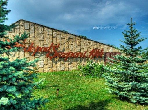 Serpeni Headbridge Memorial Entrance