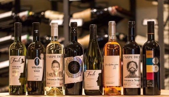 8 Bottles of Moldovan Wine at Vinarium Weinadvokat in Dortmund