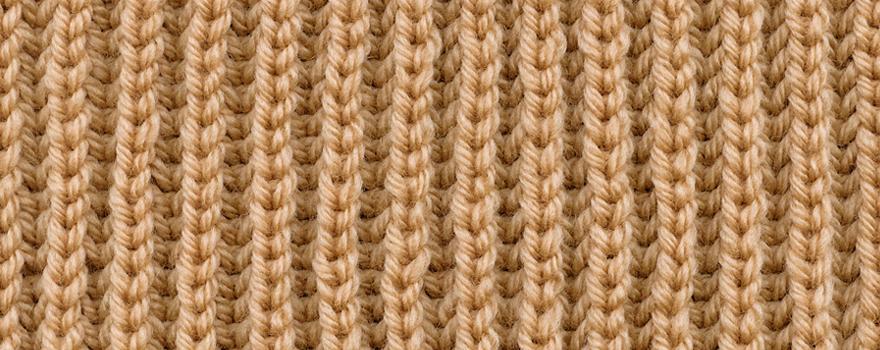 Fishermans Rib Knitting