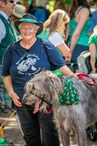 2018 Brisbane St. Patrick's Day Parade