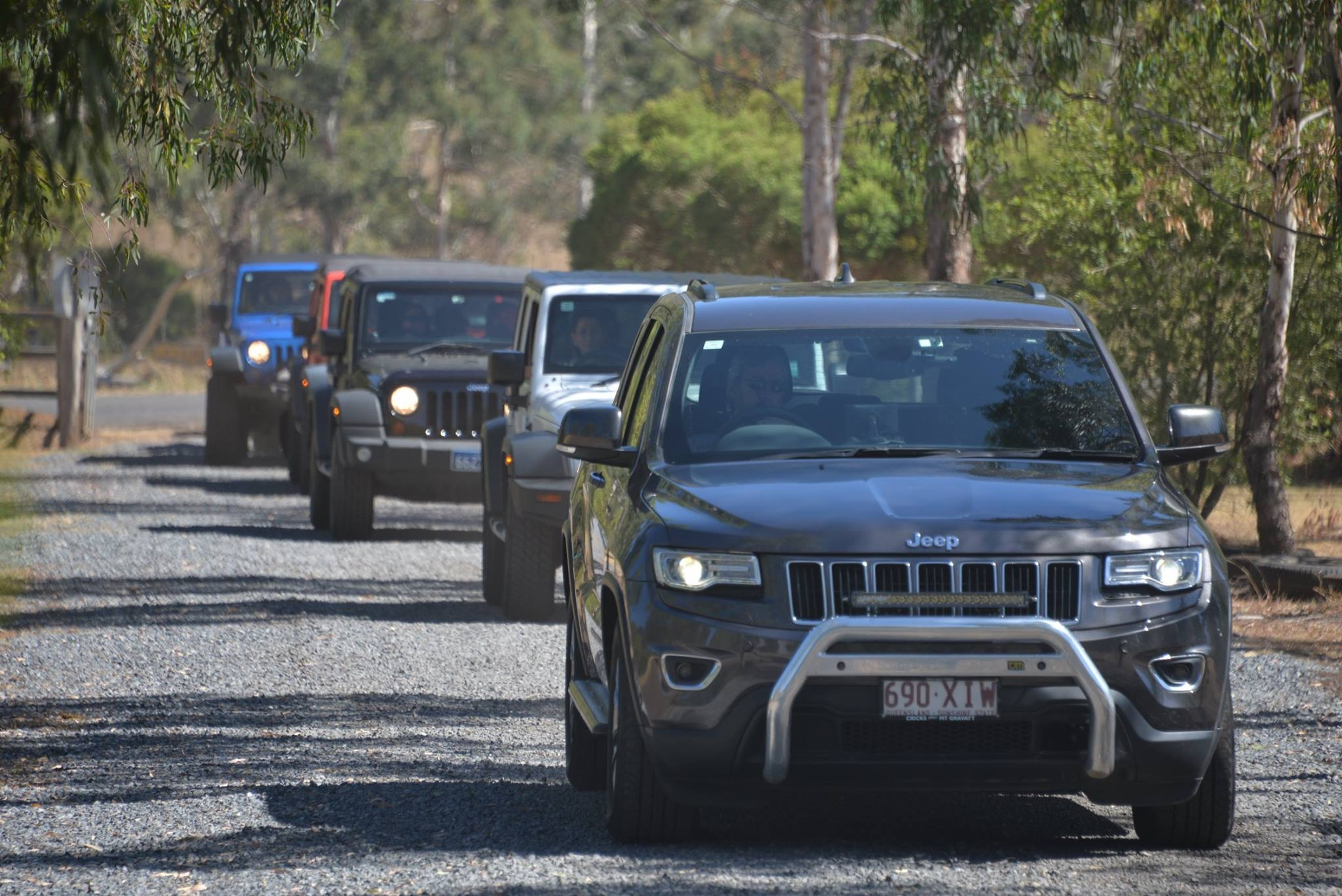 Brisbane Jeep Club Inc