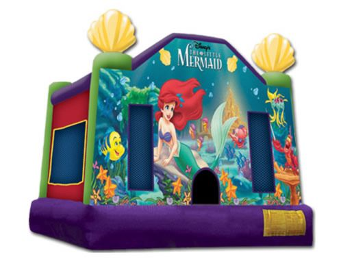 LITTLE MERMAID  Brisbane Jumping Castle