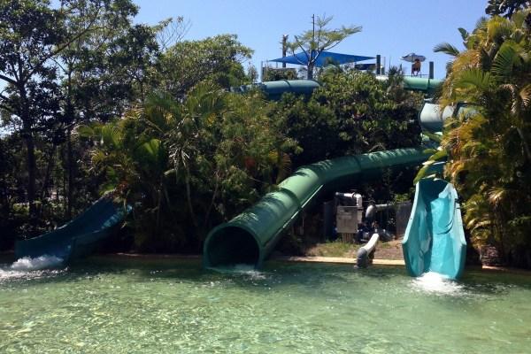Chermside Aquatic Centre Brisbane Kids