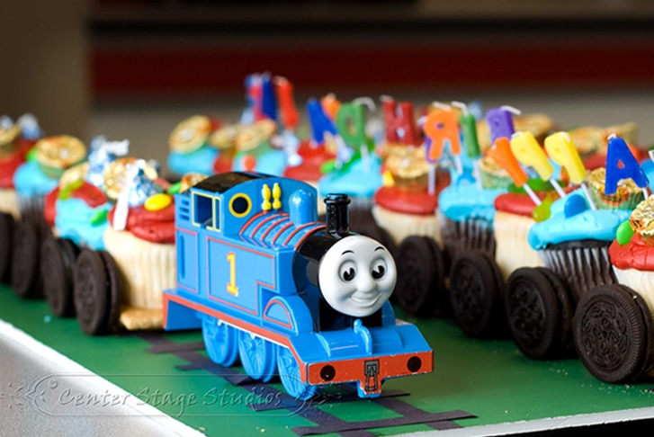 All Aboard 16 Ideas For An Outstanding Train Party Brisbane Kids