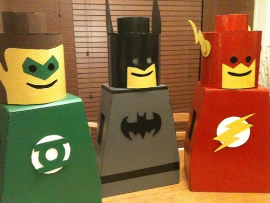 12 DIY Movie Inspired Halloween Costumes For Kids