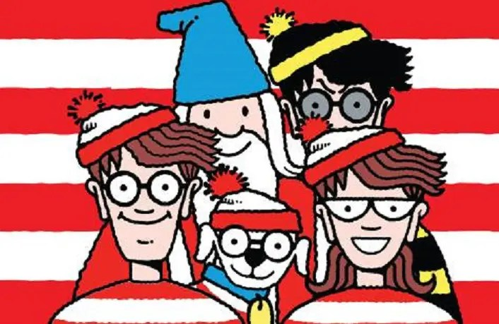 Where S Wally Happiness Hunt And Craft Zone Strathpine Centre Brisbane Kids