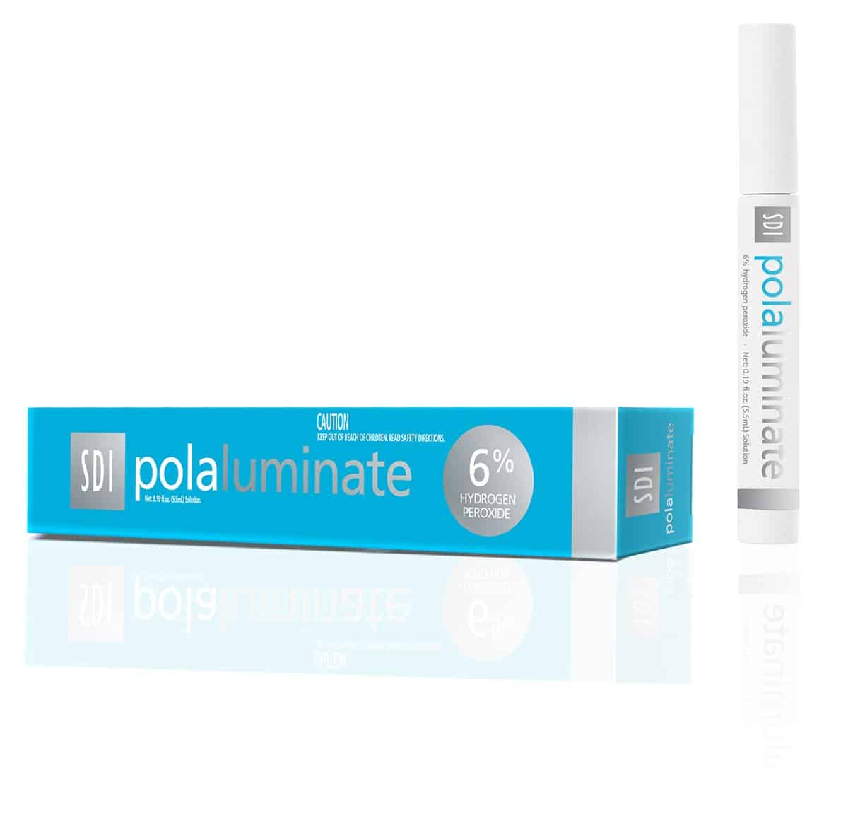 pola luiminate teeth whitening pen