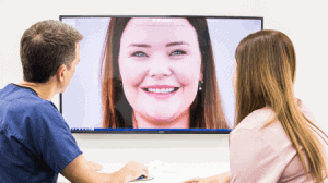 Demonstration of Smile Simulation