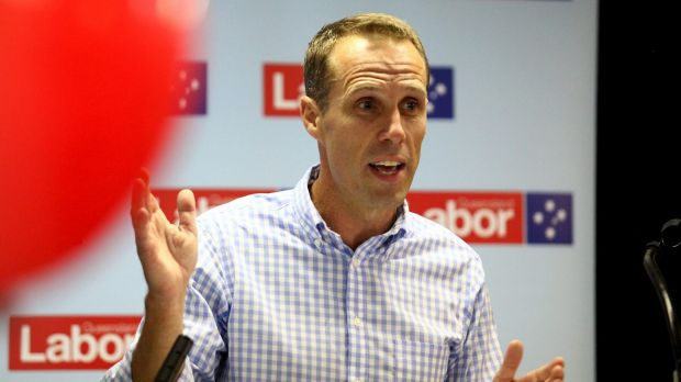Labor Lord Mayoral candidate Rod Harding.