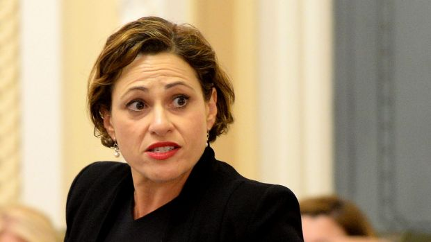 Jackie Trad had previously declined to launch a review but that changed when Local Government Managers Australia got in ...