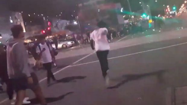 Members of the Apex gang have been blamed for the Moomba riots in Melbourne's CBD in March.