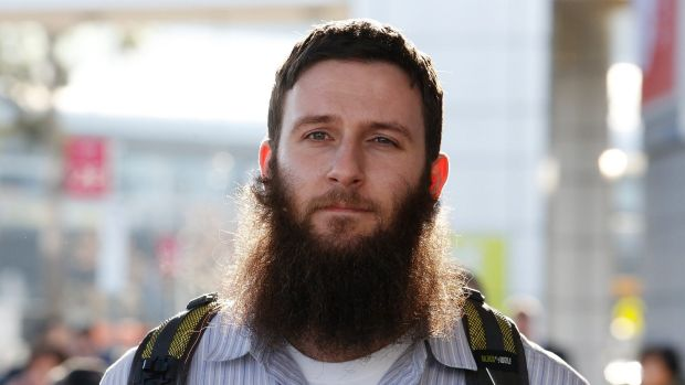 Robert 'Musa' Cerantonio, is one of the five men in custody, charged with terrorist offences.
