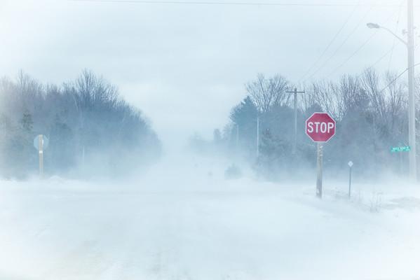 Dangerous Winter Driving