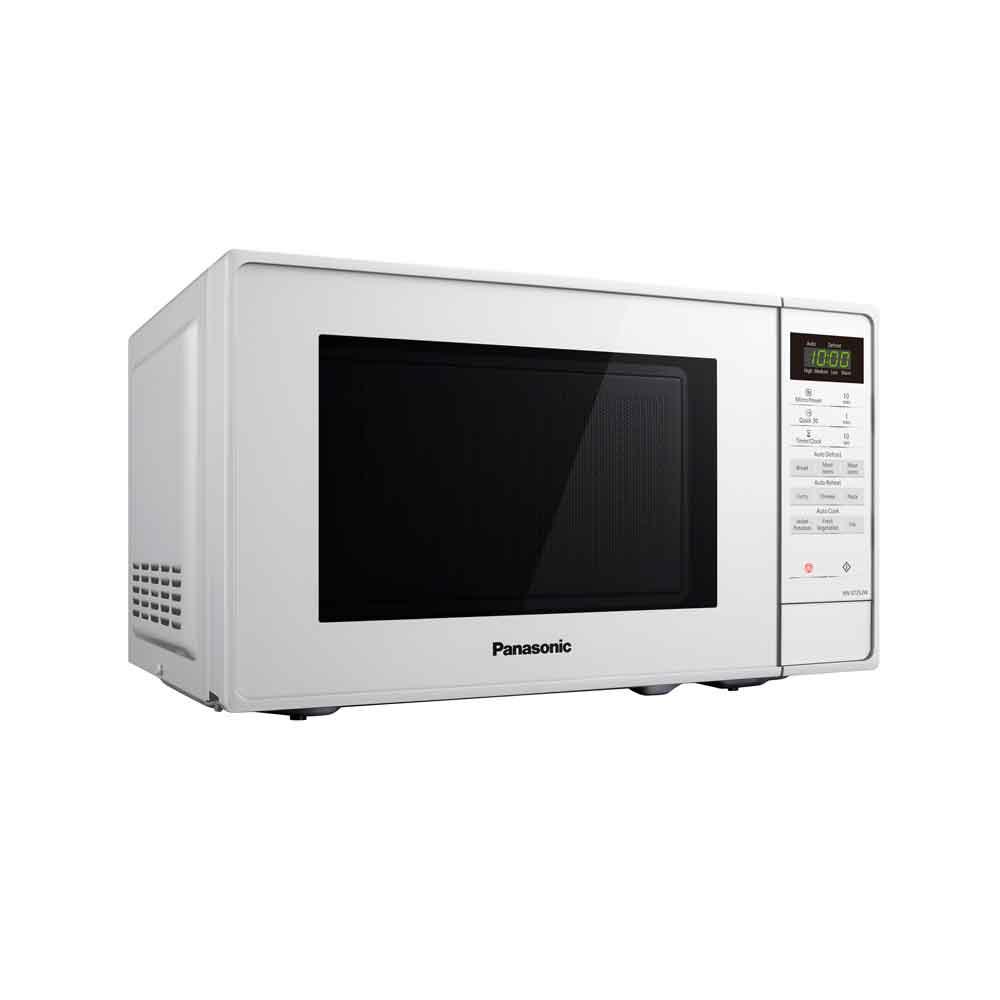 panasonic standard microwave 20l white nn st25jwqpq