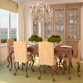 Cabinets buffets and hutches in a dining room can provide for all the