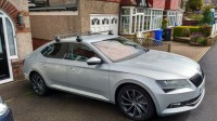 Skoda Superb Hatchback Roof Bars