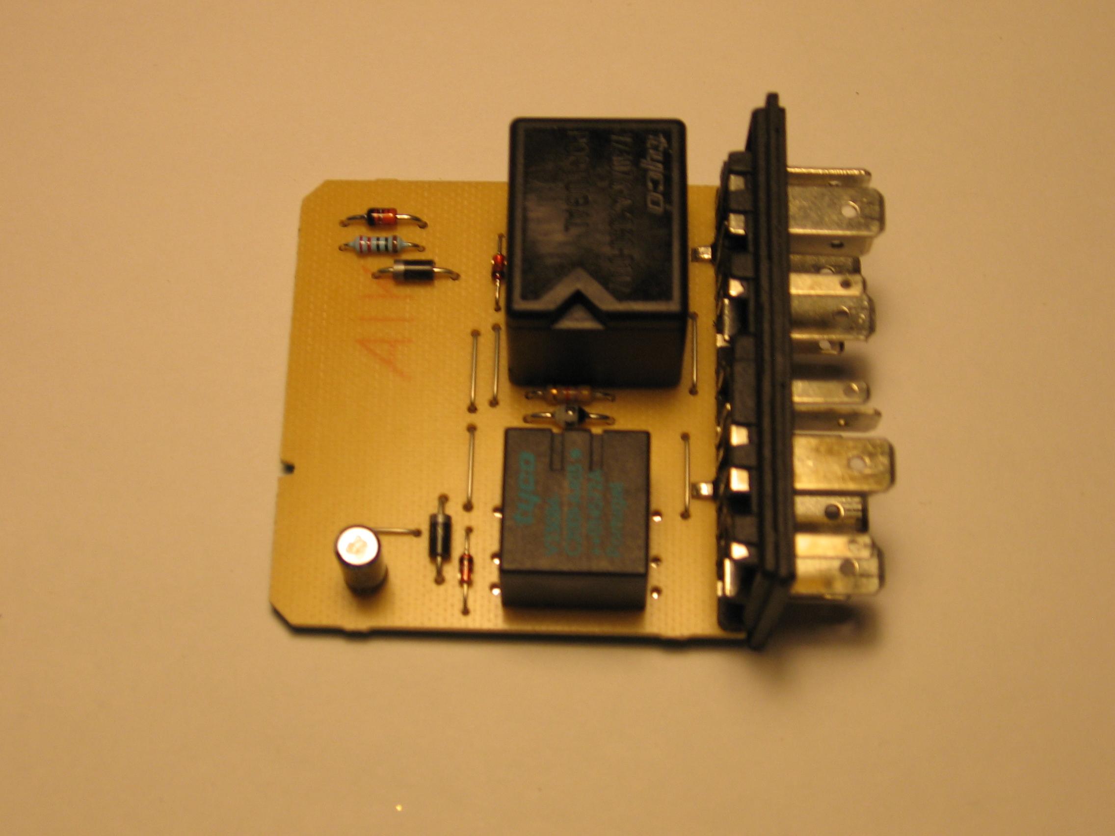 skoda octavia towbar wiring diagram cole hersee solenoid rear wiper