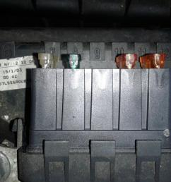 the mki fabia fuse layout post updated with bulb types skodabattery box fuses for [ 1200 x 900 Pixel ]