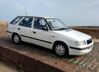 Felicia Estate Roof rack - no roof rails - Skoda Favorit ...