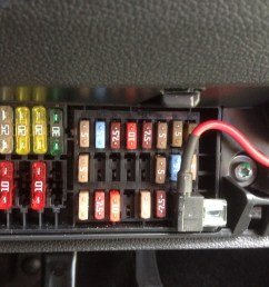 piggybacking from the fabia vrs fusebox skoda fabia mk ii briskoda skoda fabia vrs fuse box [ 3264 x 2448 Pixel ]