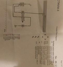 headlight washer relay and wiring skoda octavia mk ii 2004 2013 skoda octavia headlight wiring diagram [ 2240 x 4000 Pixel ]