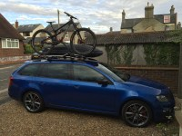 Octavia Estate Roof Rack