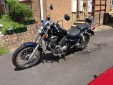 Smart Repair, Motorcycle by Bristol Mobile Valeting