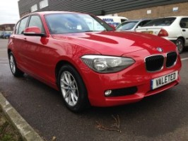 Contact us - BMW 1 Series Valeted by Bristol Mobile Valeting & Smart Repair